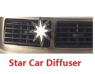 (New) Star Car Diffuser