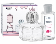 COFFRET SECRET TRANSPARENT
